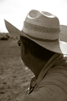 Cowboy Moustache by Jason Smith
